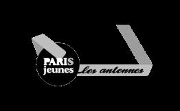 Paris Jeunes les antennes