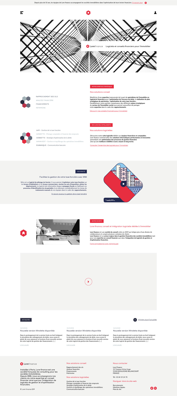 Lore-Finance-Site-web-by-AitanaDesign